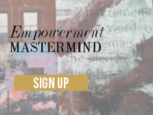 Join Ilena Banks for a powerful monthly mastermind that will catapult your empowerment.