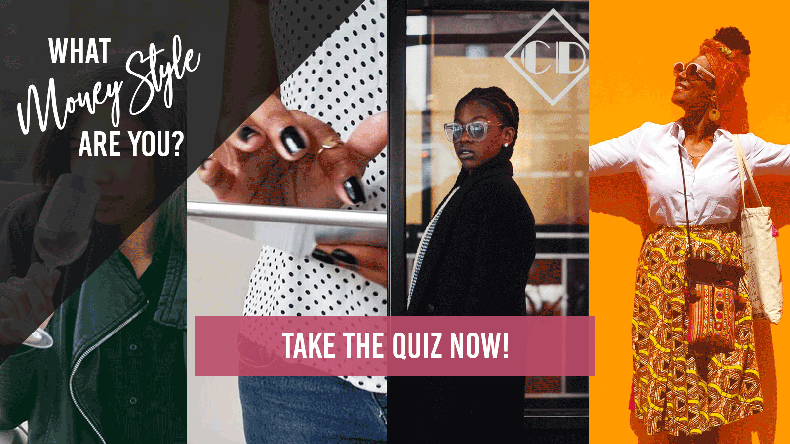 What's Your Money Persona Quiz | Ilena Banks