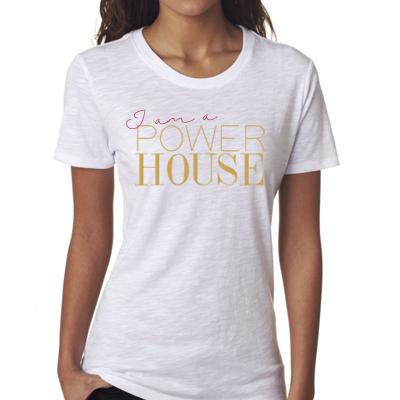 Success t-shirts for women
