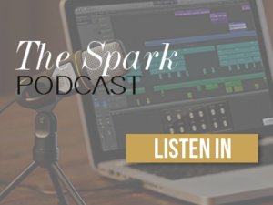 Ilena Banks's success podcast, The Spark launches September 2016 for millennial entrepreneurs and beyond.