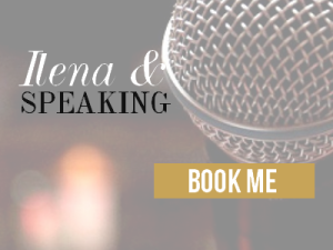 Ilena Banks empowers audiences through inspiration and actionable ideas to help them live their best lives.