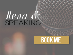 Millennial entrepreneur and empowerment coach Ilena Banks is a dynamic speaker dedicated to giving audiences actionable steps for personal and professional success.