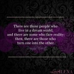 Dreams vs Reality Quote | Ilena Banks