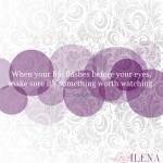 Life Flash Quote | Ilena Banks