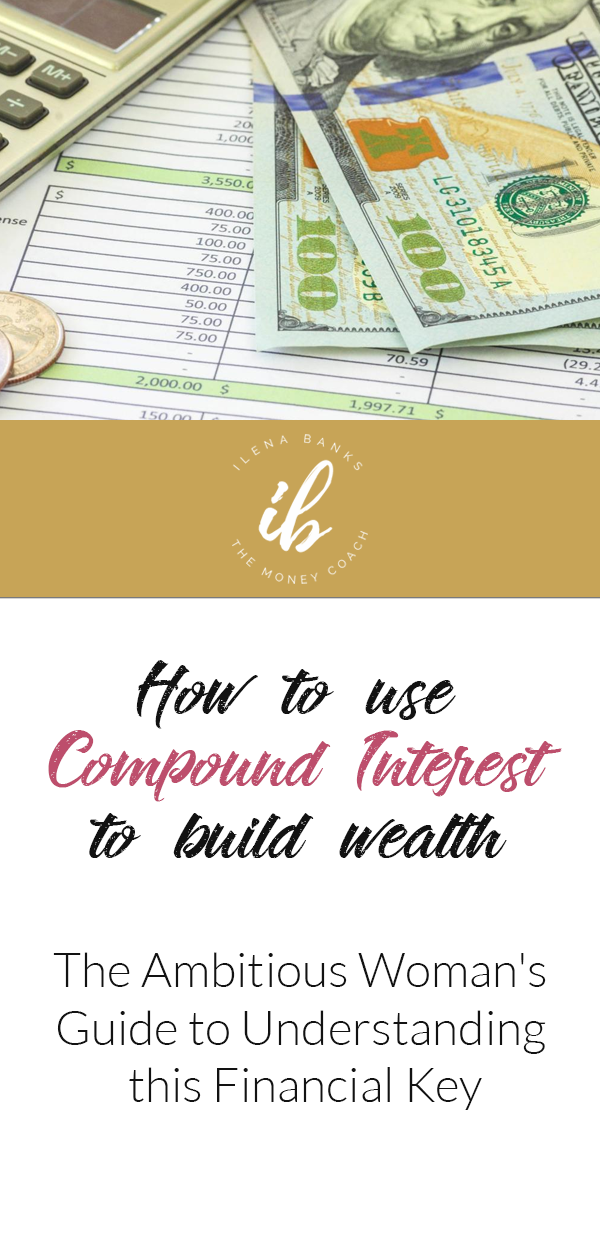 Woman's Guide to Compound Interest | Ilena Banks