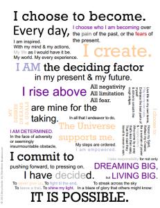 Ilena Banks's Manifesto