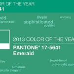 The Pantone Color of the Year: Emerald   Ilena Banks