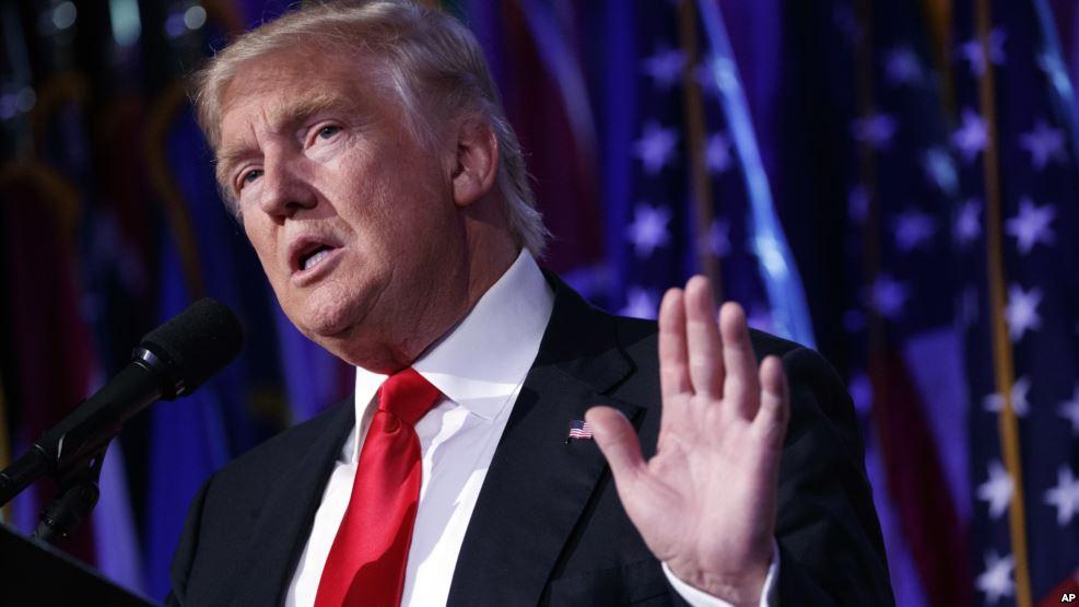 Ilena Banks on President-Elect Donald J. Trump